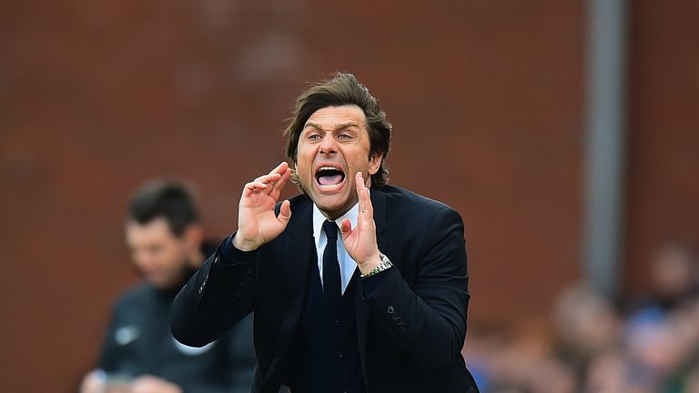 Antonio Conte thinks Tottenham will have had a great season even if they finish second in the Premier League table