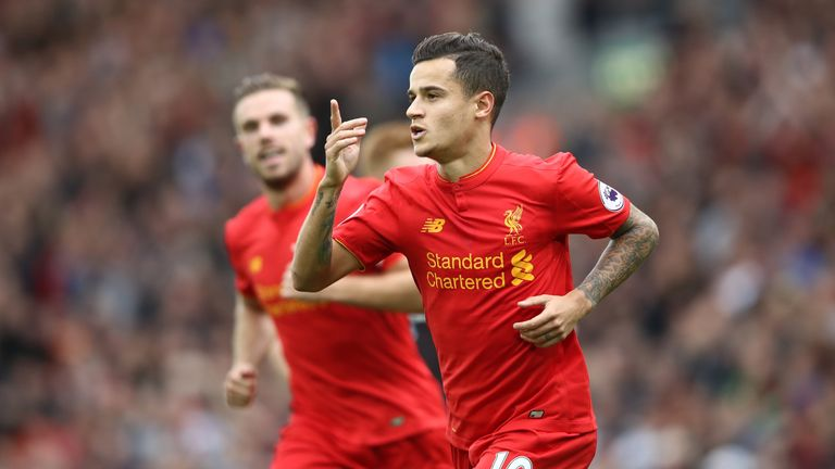 Barcelona still have their eyes on Philippe Coutinho