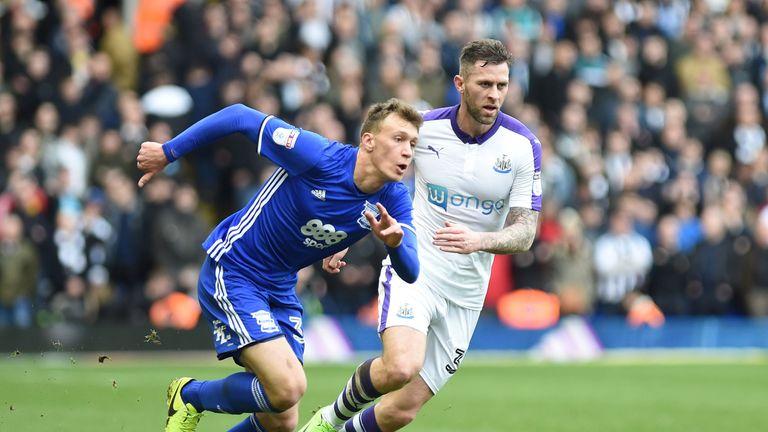 Krystian Bielik did well on loan at Birmingham last season