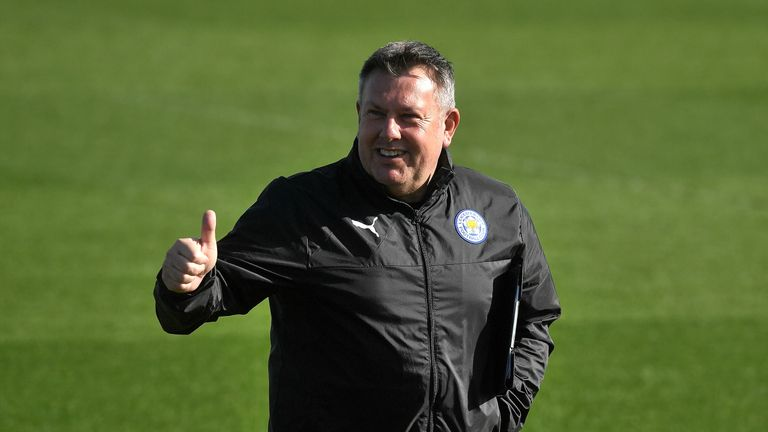 Craig Shakespeare will be looking to maintain his 100 per cent record as Leicester's interim boss when they take on West Ham at the London Stadium