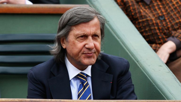 Ilie Nastase has refused to say sorry for his behaviour during the Fed Cup tie over the weekend