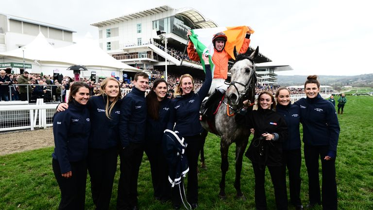 More celebrations for Jack Kennedy and team Labaik