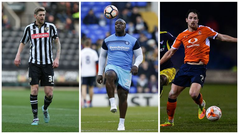 Vote NOW for your League Two Player of the Month for February