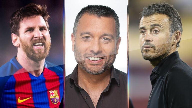 Guillem Balague explains Barcelona's search for a new manager