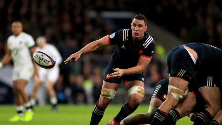 Ross Moriarty says Louis Picamoles is the danger man for France