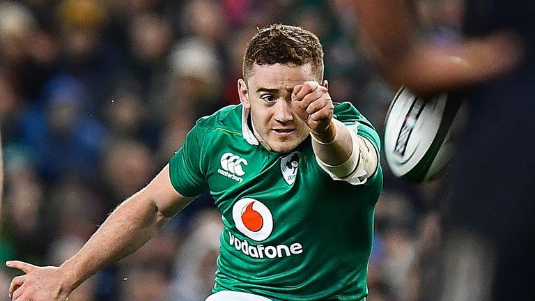 Jackson has won 25 caps for Ireland