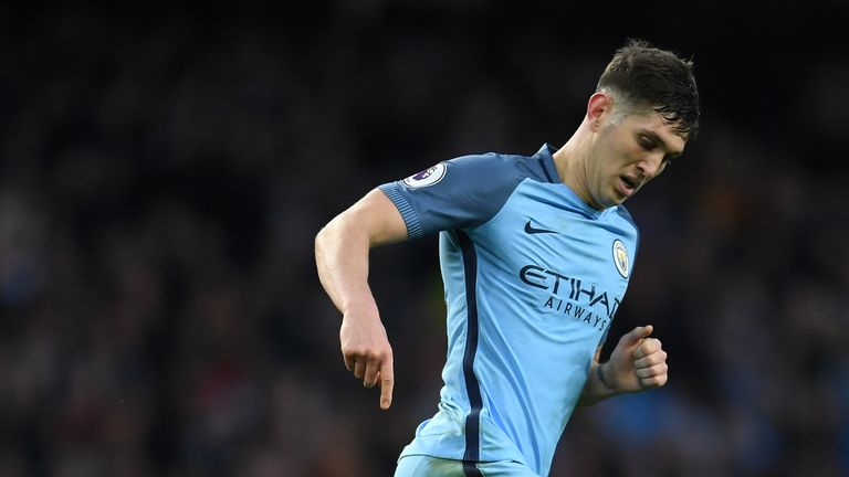 John Stones is set to face the Foxes