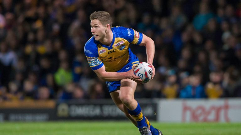 Matt Parcell has made 253 carries for Leeds so far this season