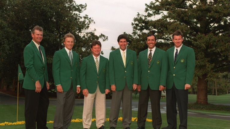 Seve inspired a period of European dominance at Augusta