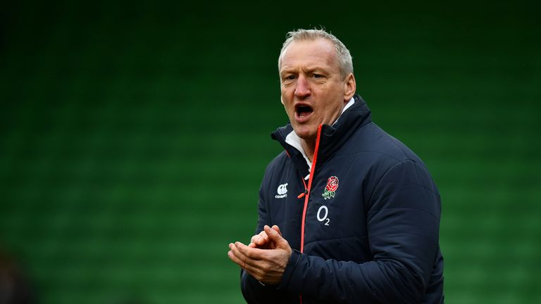 England  head coach Simon Middleton has made two changes to the team for the game against France
