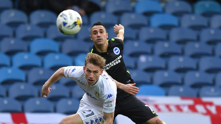 Taylor has rejected the offer of a new contract at Elland Road