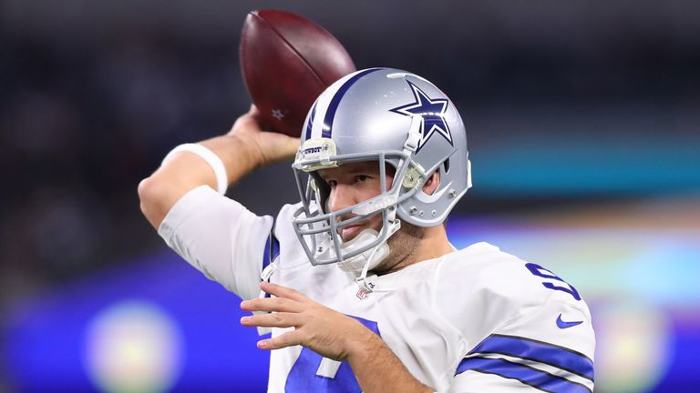 Romo played for the Dallas Cowboys for the entirety of his 13-year NFL career