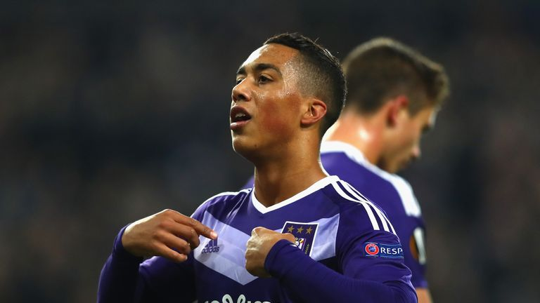 Youri Tielemans has joined Monaco