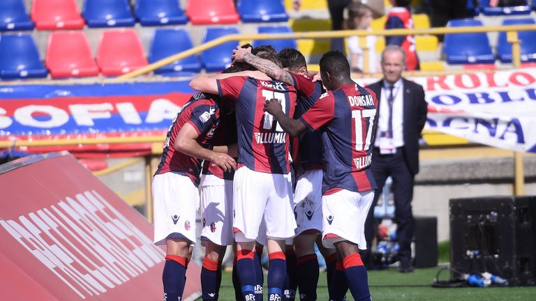 Bologna saw off Udinese in emphatic style