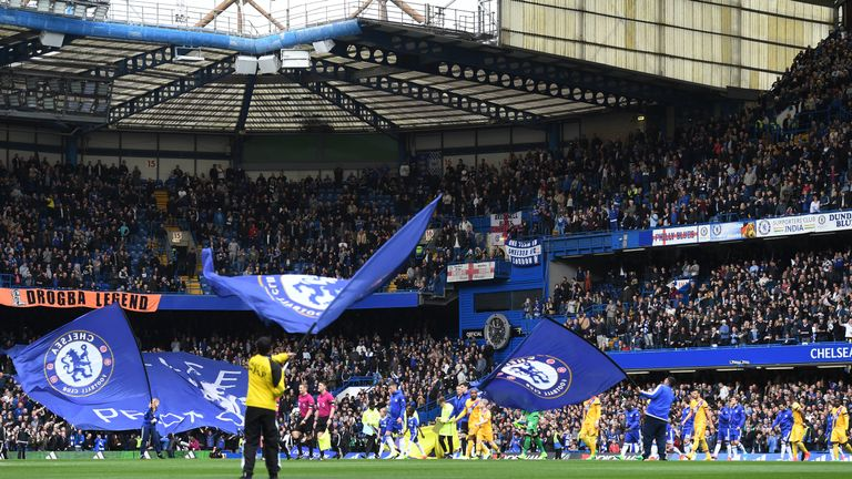 A total of 800 seats will be subtracted from Stamford Bridge's capacity to accommodate the extra wheelchair spaces
