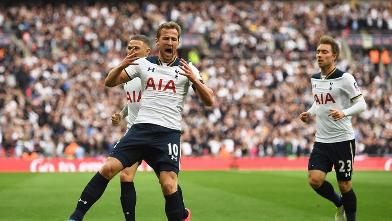 Tottenham have won one of their last nine games at Wembley