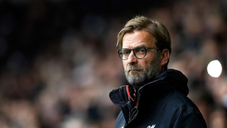 Jurgen Klopp is confident Liverpool can secure a top four place this season