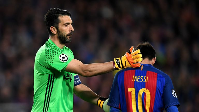 Gianluigi Buffon was the world's most expensive goalkeeper for 16 years until Ederson joined Manchester City