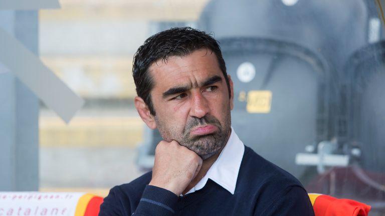 Laurent Frayssinous left Catalans on Monday