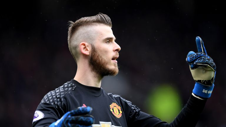 David De Gea is a reported target for Real Madrid
