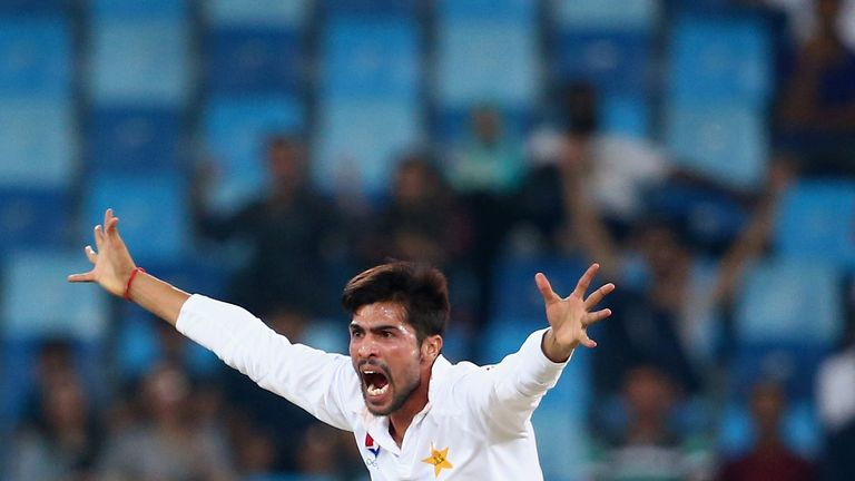 Mohammad Amir was given a five-year ban from cricket after the spot-fixing scandal