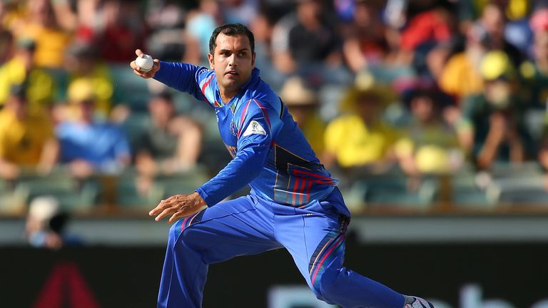 Mohammad Nabi has been played a key role in Afghanistan's rise
