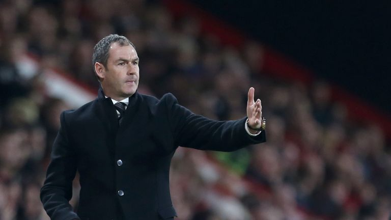 Paul Clement set to remain as Swansea boss next season