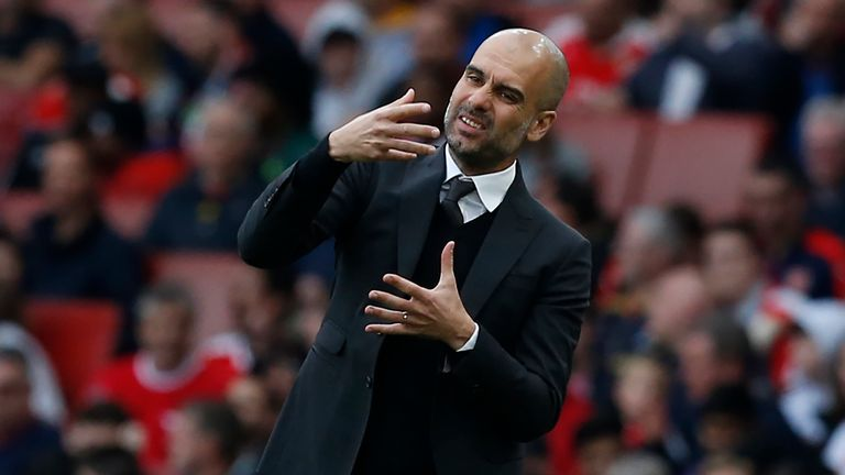 Pep Guardiola has suffered several stutters in form after a scintillating start this season