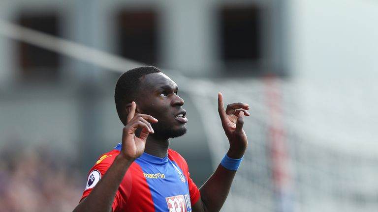 Christian Benteke faces his former club Liverpool this weekend