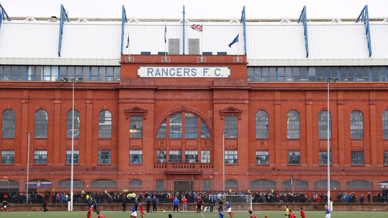 'Oldco' Rangers will not face SPFL sanction over the final 'big tax case' judgement