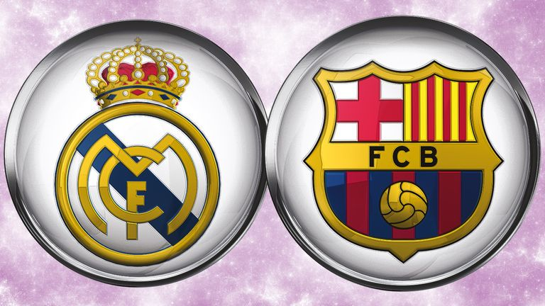 El Clasico Stats Ahead Of Real Madrid V Barcelona At The