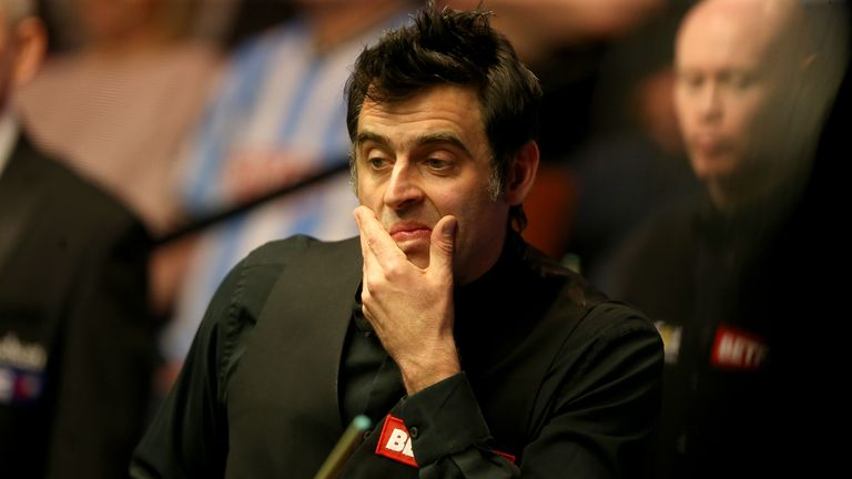 O'Sullivan's claims are 'unfounded' and 'inaccurate' according to World Snooker chairman Hearn