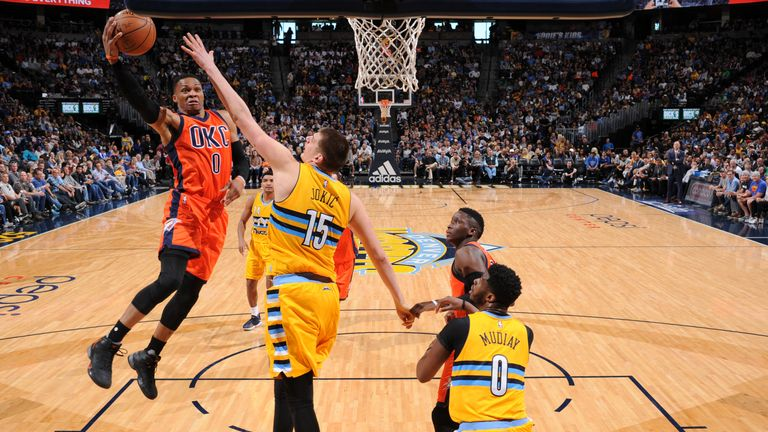 Russell Westbrook is one of the most electrifying players in the NBA