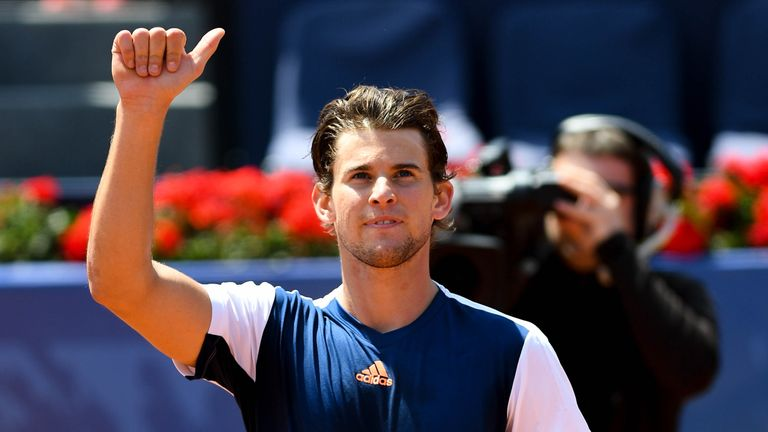 Dominic Thiem is a back-to-back French Open semi-finalist