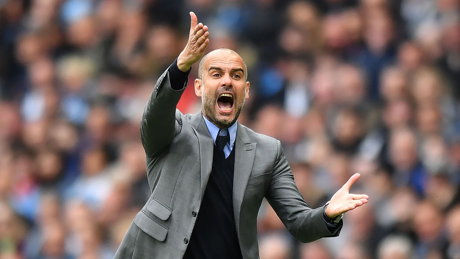 Pep Guardiola tells Manchester City players to fight for ...