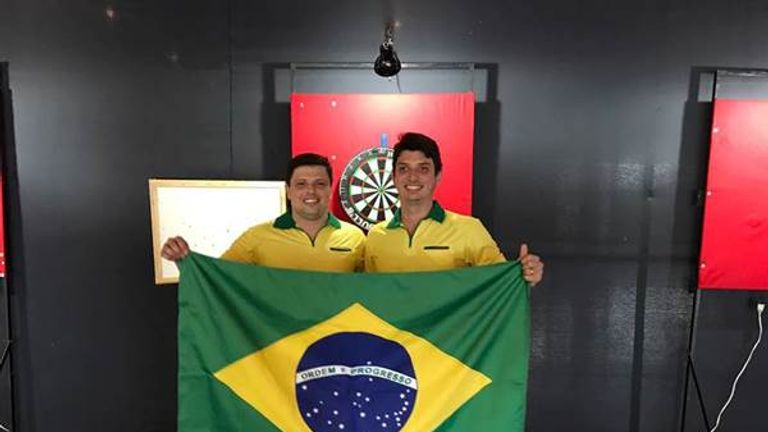 Brazil return after last year's debut