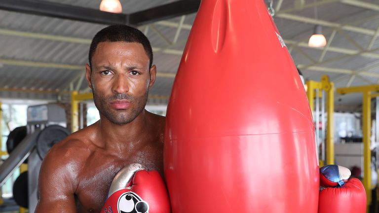 Kell Brook faces Michael Zerafa in Sheffield on December 8, live on Sky Sports
