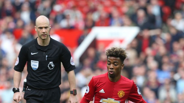 Angel Gomes has earned a rave review from ex-United coach Paul McGuinness