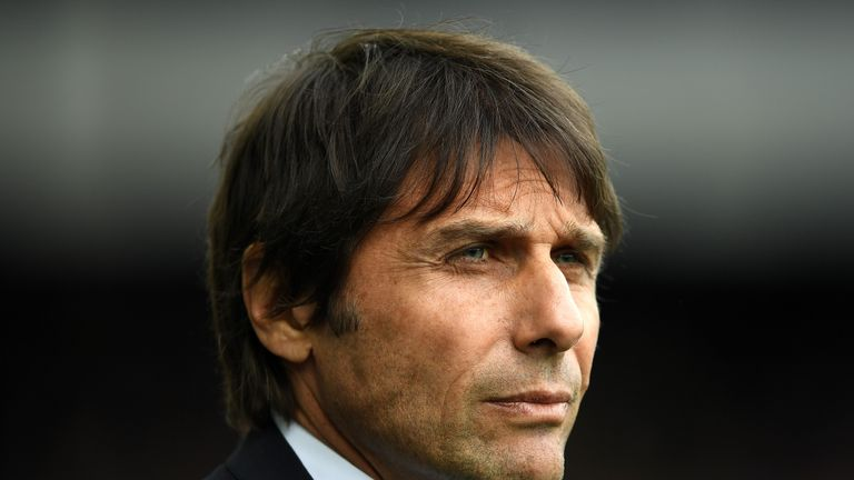 Antonio Conte's Chelsea have not had to contend with the demands of European football this season
