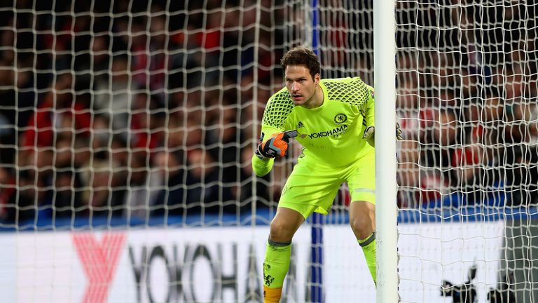 Bournemouth have agreed a deal with Chelsea for Asmir Begovic