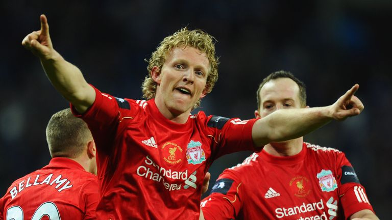 Rooming with Dirk Kuyt? You're probably starting!