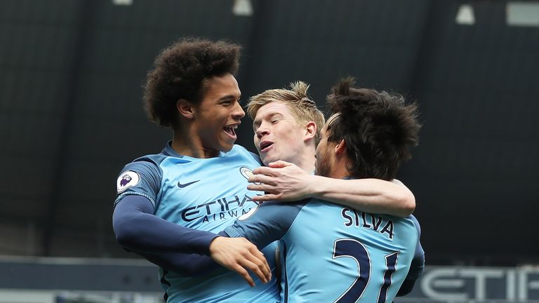 Do the likes of David Silva, Leroy Sane and Kevin de Bruyne have the strength to last an entire Premier League season?