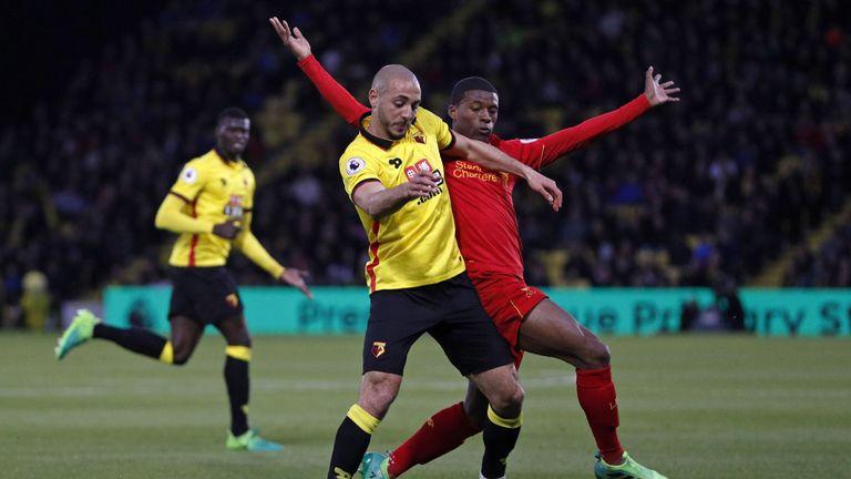 Watford host Liverpool on Sky Sports Premier League on Saturday