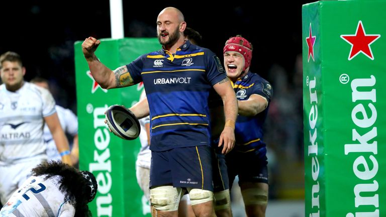 Triggs has scored three tries for Leinster and has grown into a pivotal member of the starting team