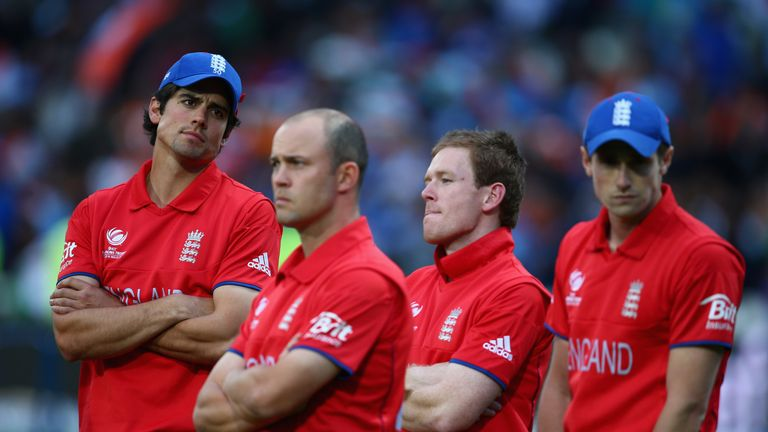 India beat Alastair Cook's England side by five runs in the 2013 final