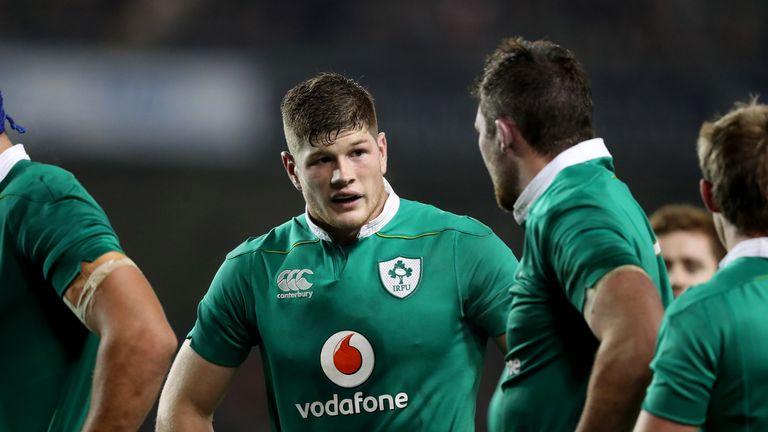 Jack O'Donoghue made the squad despite some inconsistent displays for Munster