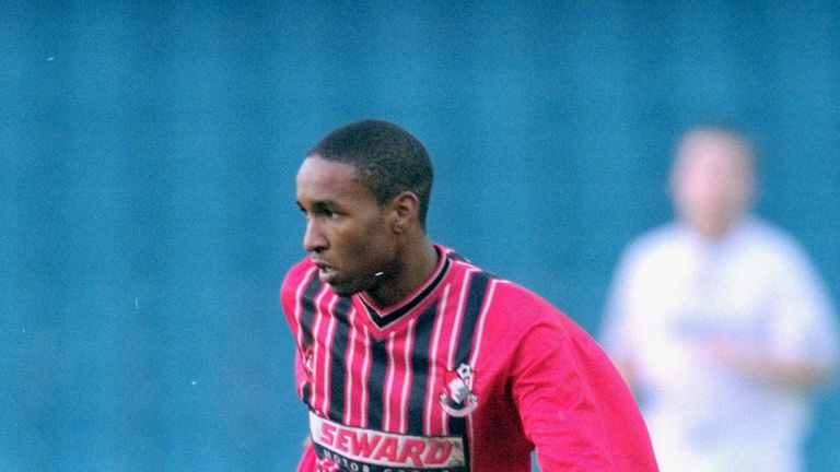 Jermain Defoe enjoyed an impressive loan spell with the Cherries early in his career