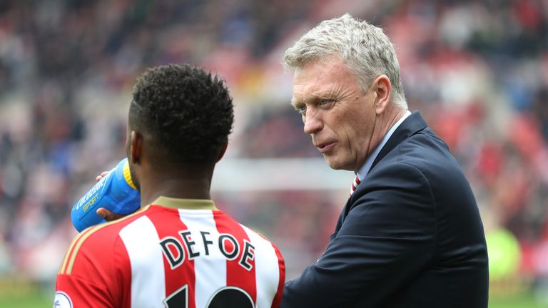 Sunderland boss Moyes insists he would never have allowed such a clause to exit in his time in charge
