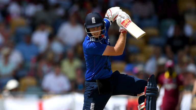 Joe Root is part of England's ODI squad for the games against Ireland