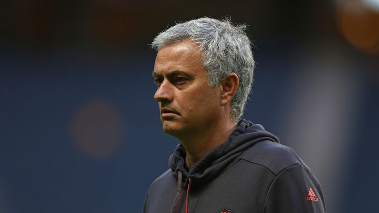 Jose Mourinho has left any potential transfer for Antoine Griezmann in Ed Woodward's hands